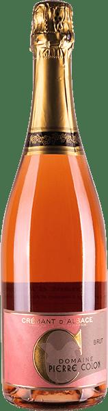 Crémant d'Alsace Rosé – Brut