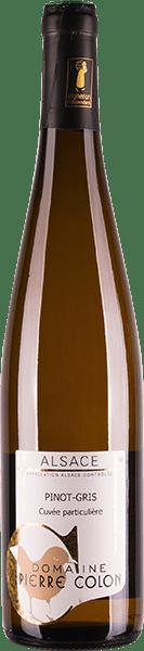 Pinot Gris – Cuvée particulière